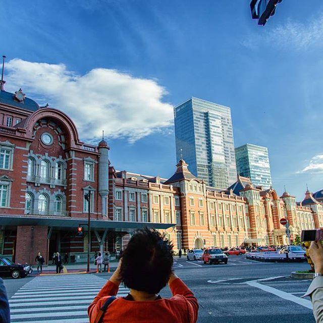 #東京駅丸の内 #instagramers #instagramjapan #icu_japan #top_pointview #team_jp_ #team_jp_西 #ig_japan #igersjp #wu_japan #ig_nihon #lavers_nippon #ig_nippon #love_nippon #ip_gallery #photoisland #fukuoka #ip_connect #tokyocameraclub #bestjapanpics #東京カメラ部 #ink361_asia #japan #olloclip #写真好きな人と繋がりたい #ファインダー越しの私の世界